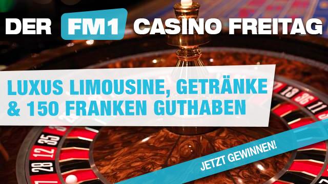 FM1 Casino Freitag
